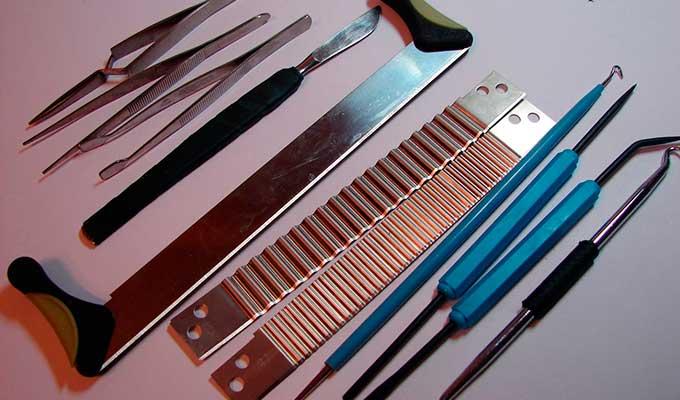 Инструмент для работы со стеклом