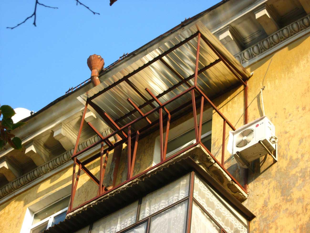 Установка и обустройство балкона blogremonta.