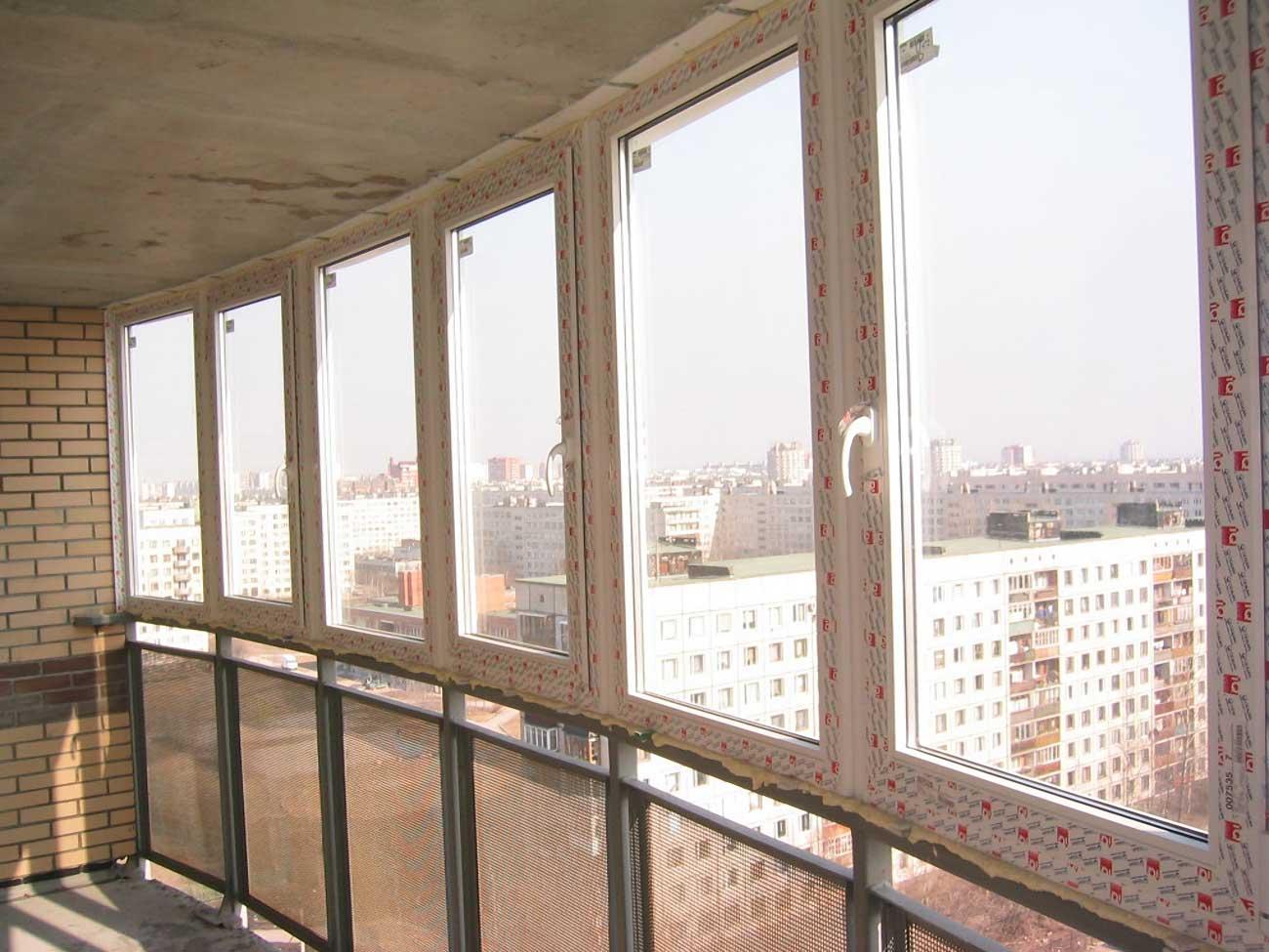 Балкон - легко и просто.