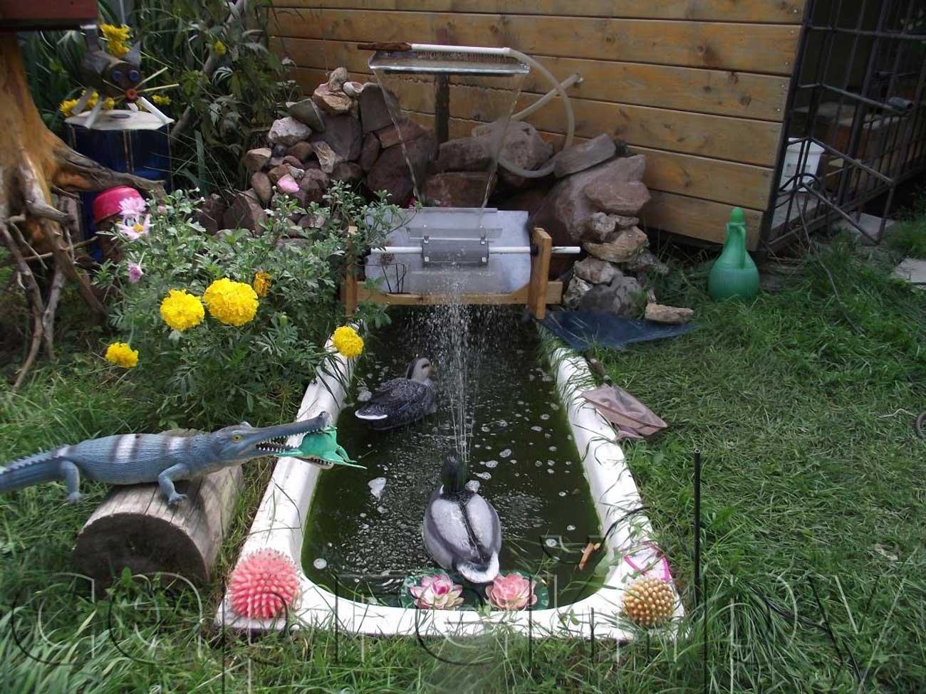 Поделки для огорода своими руками из подручных средств в домашних условиях