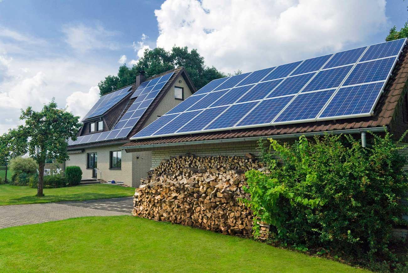 Домашняя солнечная электростанция - преимущества